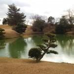 三重県  伊賀ゴルフコースで打ち納め